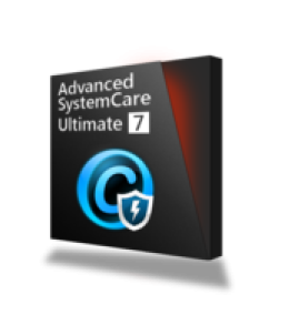 Advanced SystemCare Ultimate 7 con carpeta protegida