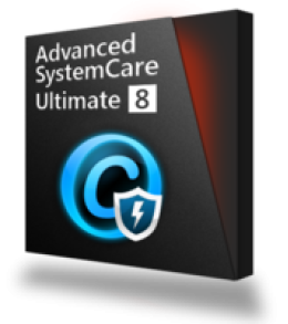 Advanced SystemCare Ultimate 8 with Protected Folder