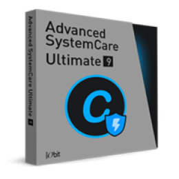 Advanced SystemCare Ultimate 9 (PC 1 Jahr / 3) - Deutsch