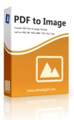 Ahead PDF to Image Converter - Single-User-Lizenz