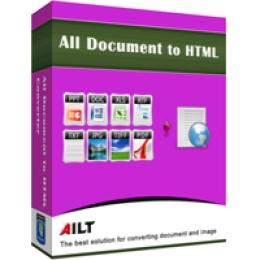 Ailt TIFF TIF to HTML Converter