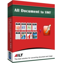 Ailt Text TXT to SWF Converter