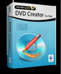 Aimersoft DVD Creator für Mac