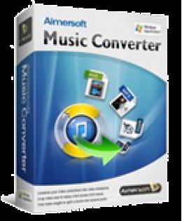 Aimersoft Music Converter