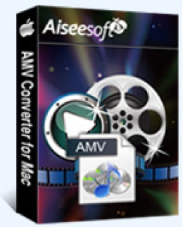 Aiseesoft AMV Converter for Mac