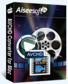 Aiseesoft AVCHD Converter for Mac