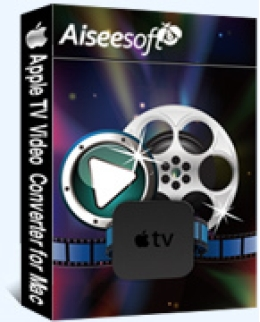 Aiseesoft Apple TV Video Converter pour Mac