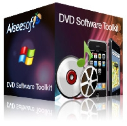Aiseesoft DVD Software Toolkit Lifetime-Lizenz