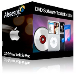 Aiseesoft DVD Software Toolkit for Mac Lifetime