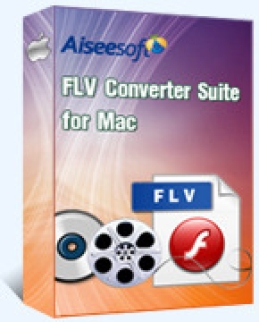 Aiseesoft FLV Converter Suite for Mac