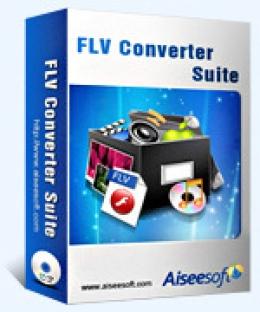 Aiseesoft FLV Converter Suite