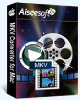 Aiseesoft MKV Converter für Mac