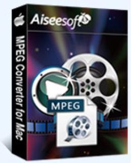 Aiseesoft MPEG Converter für Mac