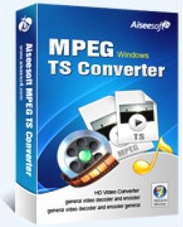 Aiseesoft MPEG TS Converter
