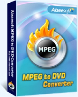 Aiseesoft MPEG to DVD Converter