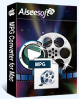 Aiseesoft MPG Converter for Mac