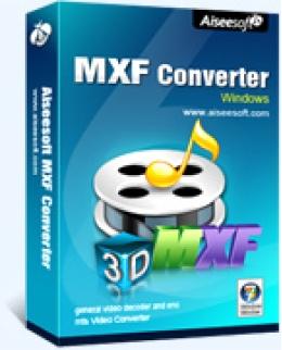 15% OFF Aiseesoft MXF Converter Promo Code Voucher