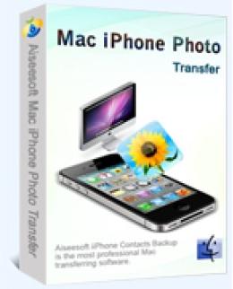Aiseesoft Mac iPhone Photo Transfer