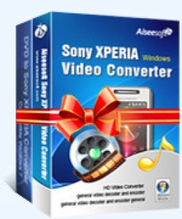 Aiseesoft Sony XPERIA Converter Suite