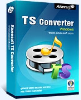 Aiseesoft TS Video Converter