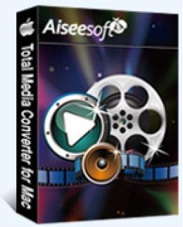 Aiseesoft Total Media converter for Mac