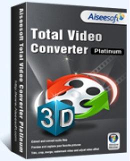 Aiseesoft Total Video Converter Platinum (Win/Mac)