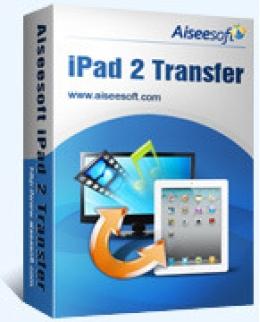 Aiseesoft iPad 2 Transferencia