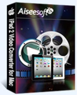 Aiseesoft iPad 2 Video Converter para Mac