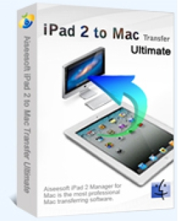 Aiseesoft iPad 2 to Mac Transfer Ultimate
