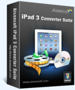 Aiseesoft iPad 3 Converter Suite
