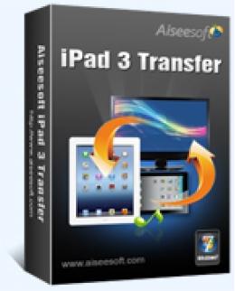 Aiseesoft iPad 3 Transfer