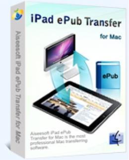 Aiseesoft iPad ePub Transfer for Mac