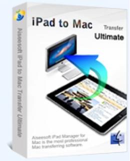 Aiseesoft iPad to Mac Transfer Ultimate