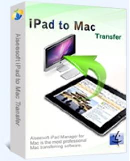 Aiseesoft iPad para Mac Transfer
