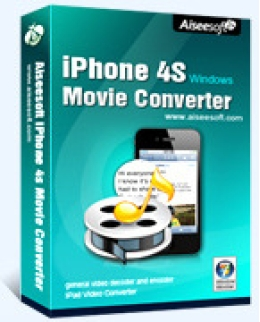 Aiseesoft iPhone 4S Movie Converter