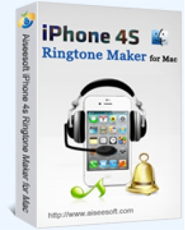 Aiseesoft iPhone 4S Ringtone Maker for Mac