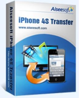 Aiseesoft iPhone 4S Übertragung