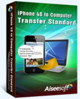 Aiseesoft iPhone 4S to Computer Transfer