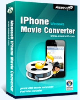 Aiseesoft iPhone Movie Converter - 15% Promo Code