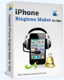 Aiseesoft iPhone Ringtone Maker für Mac