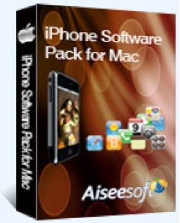 Aiseesoft iPhone Software Pack for Mac