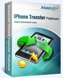 Aiseesoft iPhone Transfer Platinum
