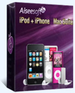 Aiseesoft iPod + iPhone Mac Suite