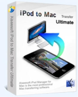 Aiseesoft iPod to Mac Transfer Ultimate