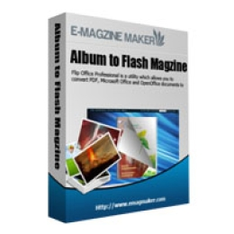 Album to Flash Magazine