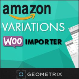 Amazon Variations WooImporter. Add-on for WooImporter.
