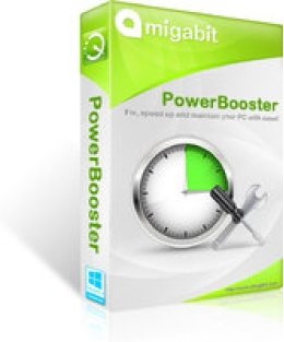 Amigabit PowerBooster (1 Year Subscription)