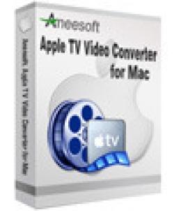 Aneesoft Apple TV Video Converter für Mac