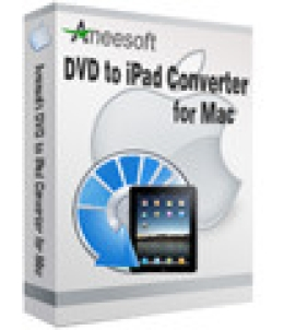 Convertisseur Aneesoft DVD en iPad pour Mac