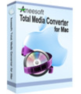 Aneesoft Total Media Converter for Mac